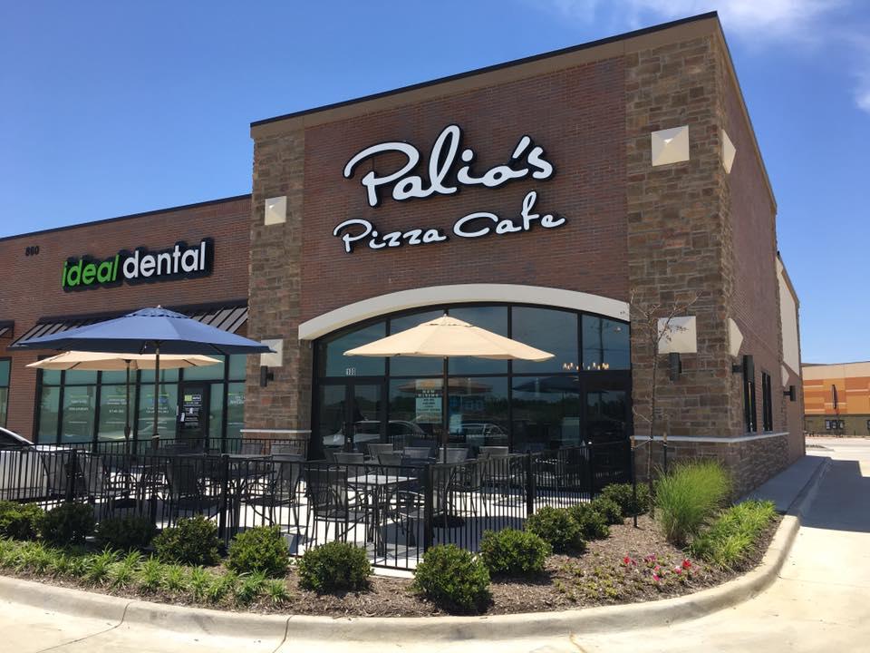 Palio's Pizza Cafe Roanoke TX
